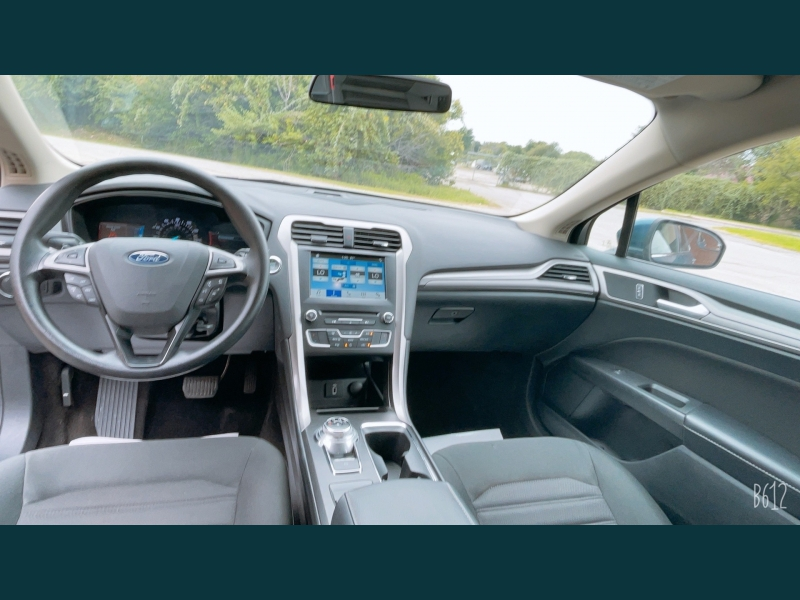 Ford Fusion 2018 price $14,999