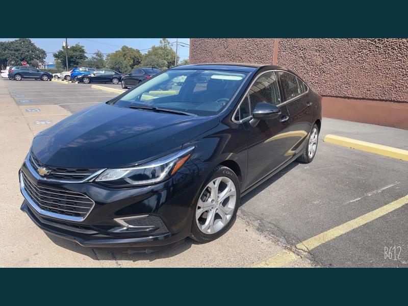 Chevrolet Cruze 2016 price $11,999