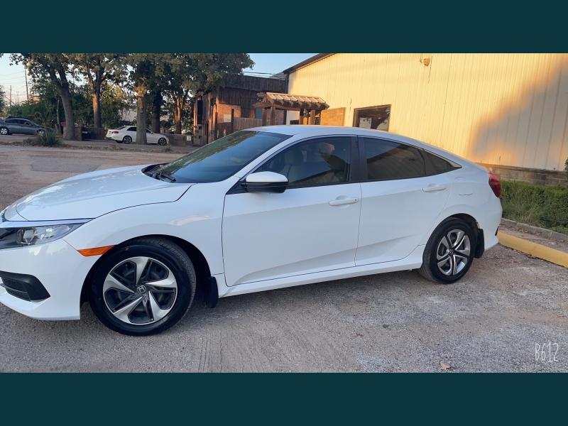 Honda Civic Sedan 2018 price $16,999