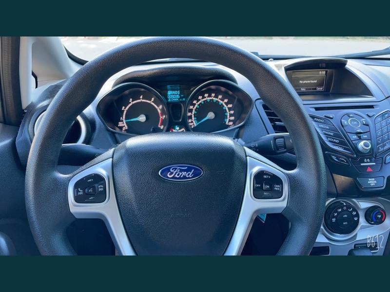 Ford Fiesta 2018 price $10,999