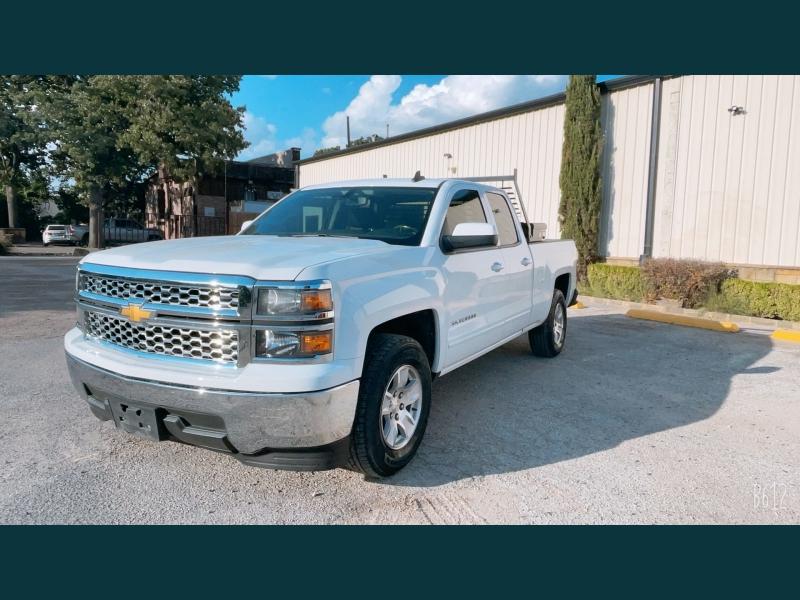 Chevrolet Silverado 1500 2015 price $16,999