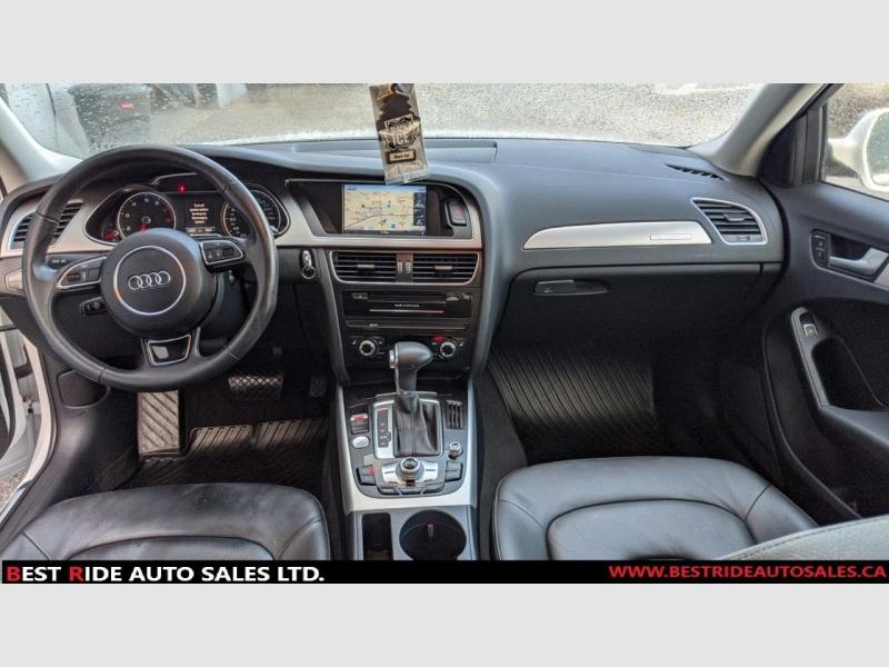 Audi A4 2013 price $0