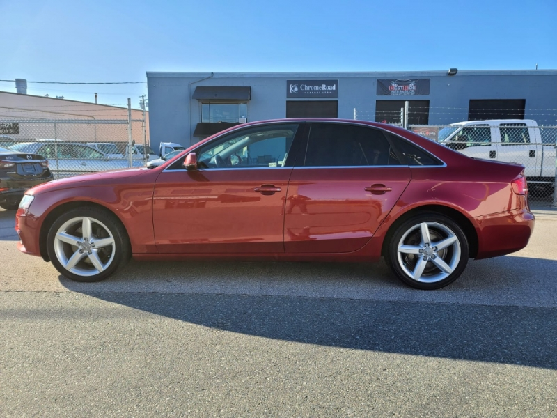 Audi A4 2010 price