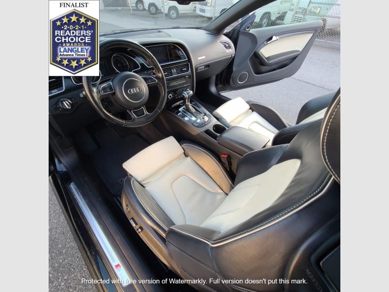 Audi A5 2014 price $17,900