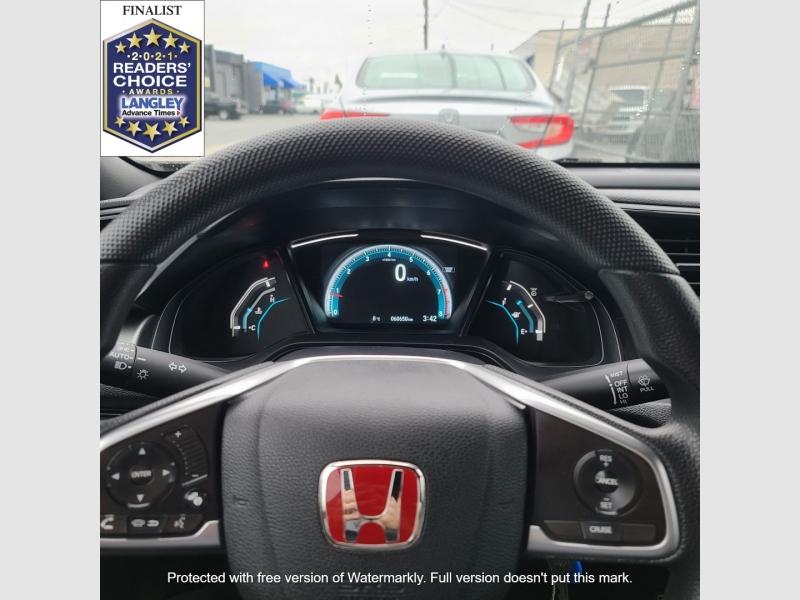 Honda Civic Coupe 2017 price $14,900