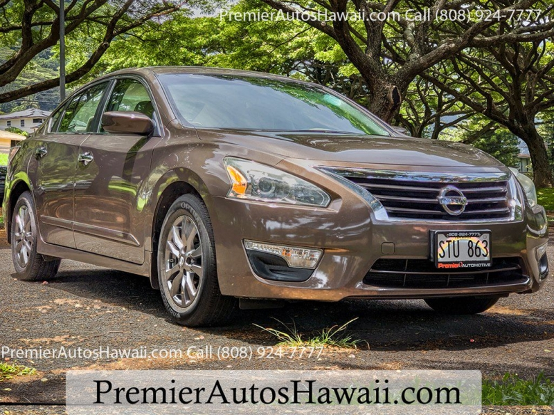 NISSAN ALTIMA 2015 price $13,999