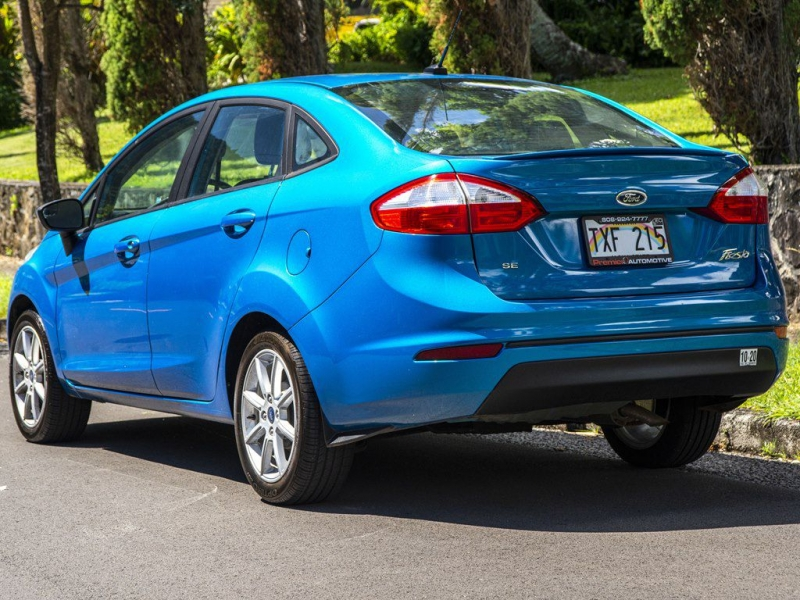 FORD FIESTA 2017 price $12,250