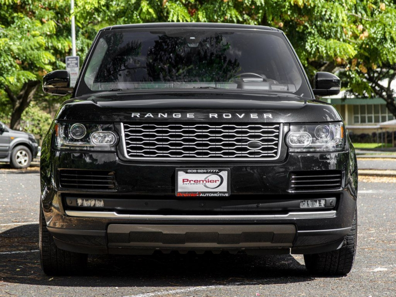 LAND ROVER RANGE ROVER 2016 price $57,000