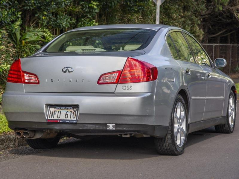 INFINITI G35 2004 price $3,899