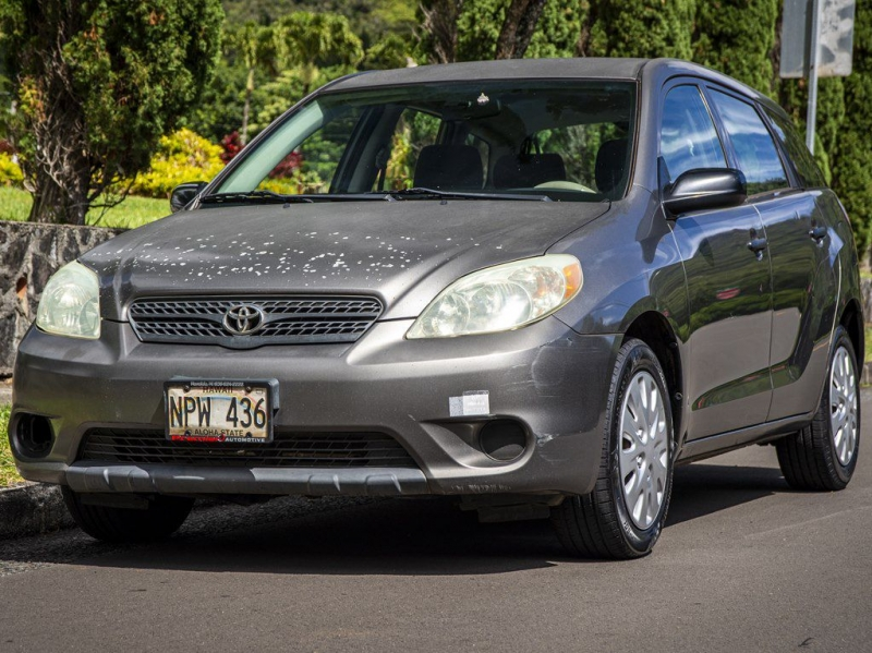 TOYOTA COROLLA MATRIX 2005 price $3,700