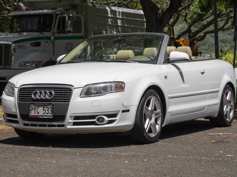 AUDI A4 2007 price $7,499