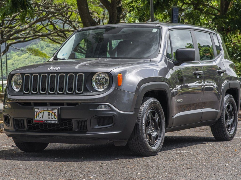 JEEP RENEGADE 2017 price $12,999