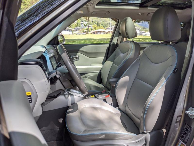 KIA SOUL EV 2017 price $13,999