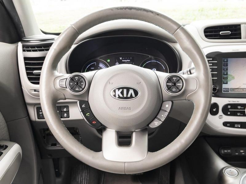 KIA SOUL EV 2017 price $12,150