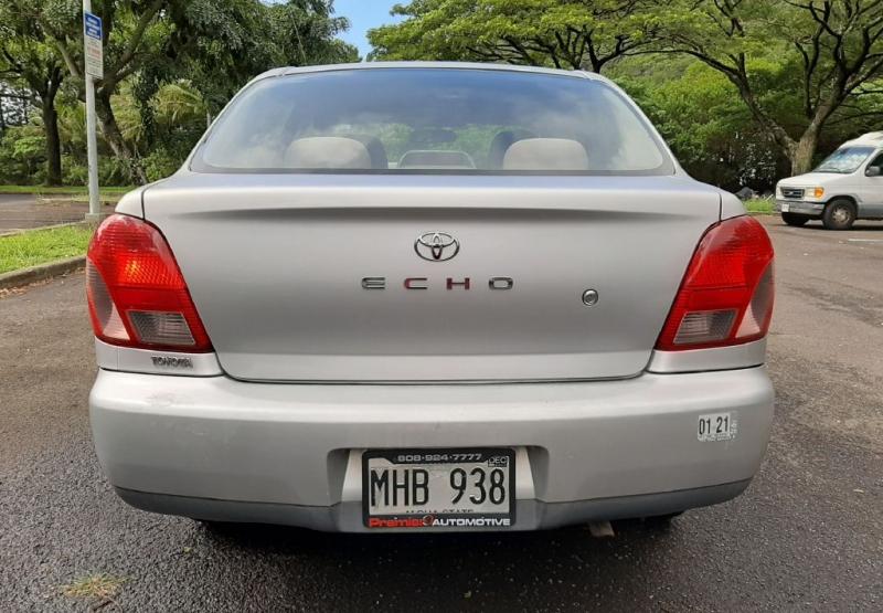 TOYOTA ECHO 2001 price $2,700