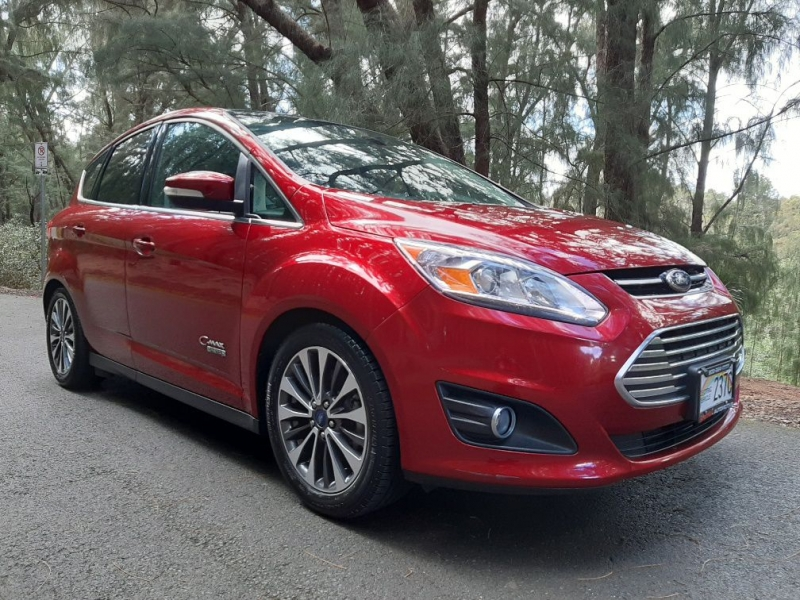 FORD C-MAX 2017 price $15,500