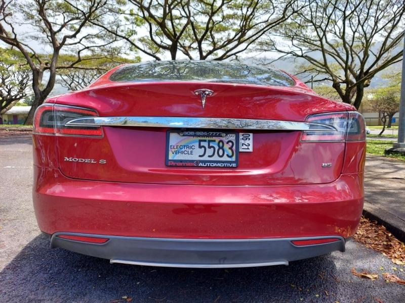 TESLA MODEL S 2014 price $39,999
