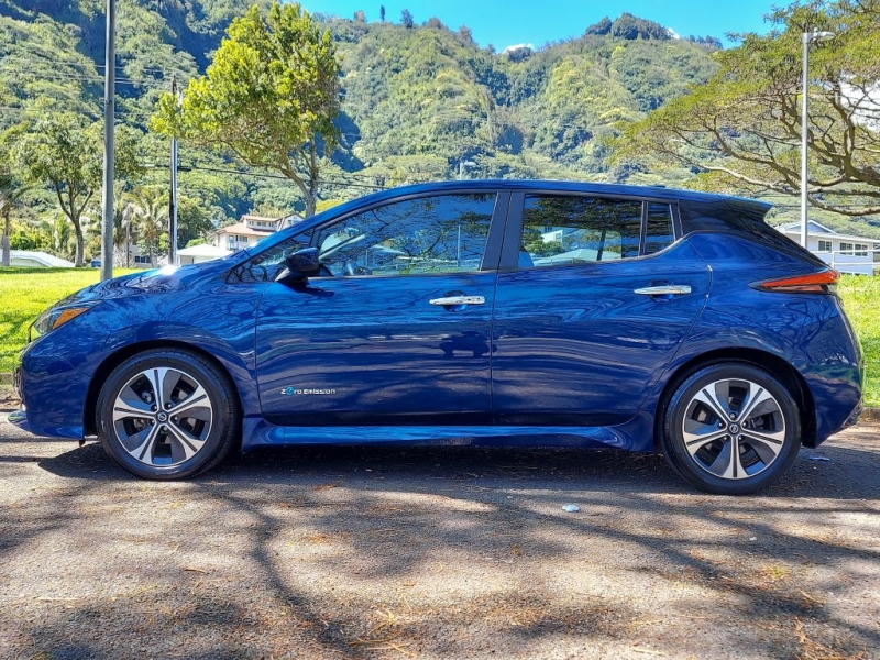 NISSAN LEAF 2018 price $17,999
