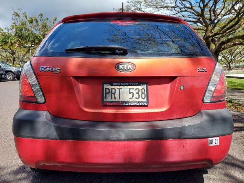 KIA RIO 2007 price $3,648