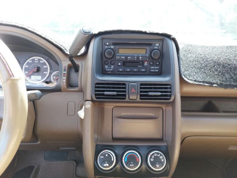HONDA CR-V 2004 price $6,562