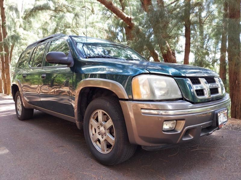 ISUZU ASCENDER 2006 price $5,691