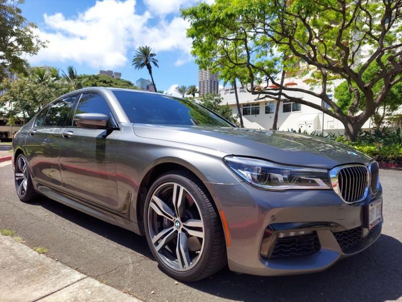 BMW 750 2016 price $42,790