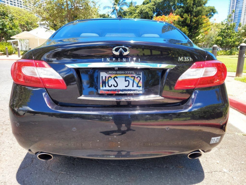 INFINITI M35H 2013 price $17,179