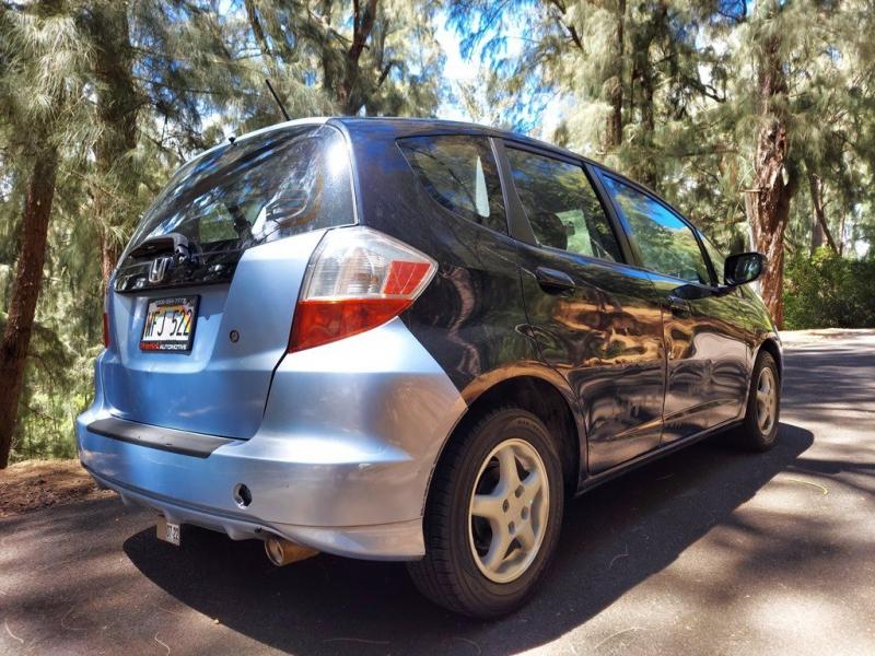 HONDA FIT 2009 price $5,000