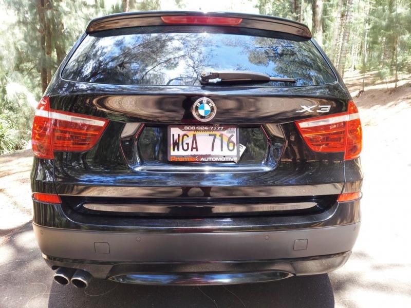 BMW X3 2014 price $17,899