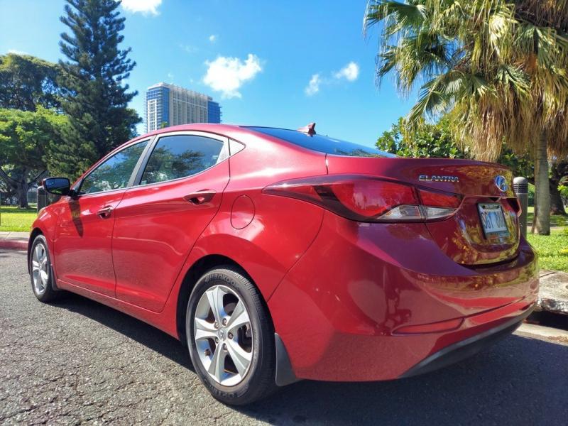 HYUNDAI ELANTRA 2016 price $17,200