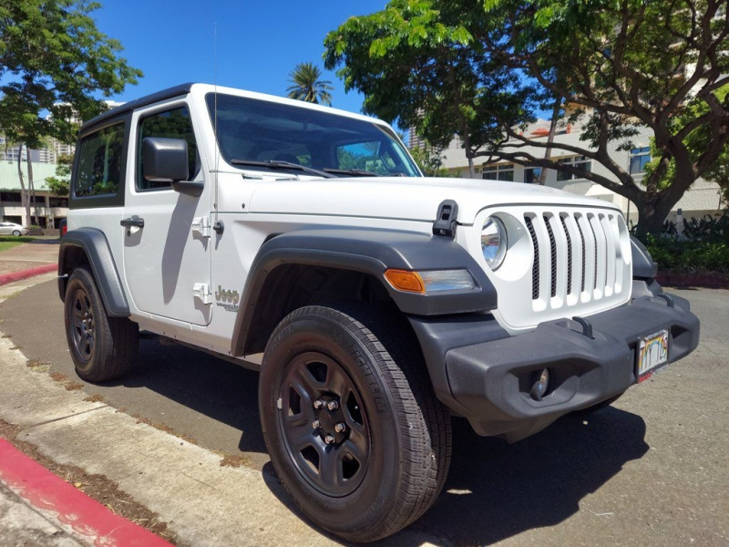 JEEP WRANGLER 2019 price Call for Pricing.
