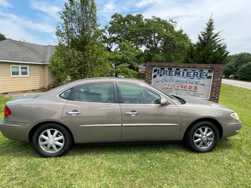 Buick LaCrosse 2006 price $4,995