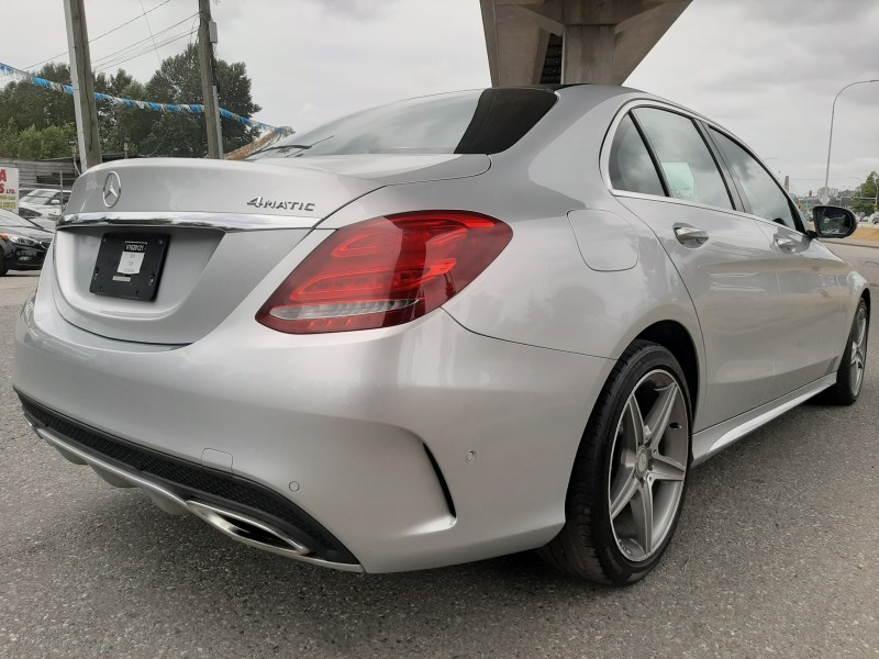 Mercedes-Benz C-Class 2016 price $25,998
