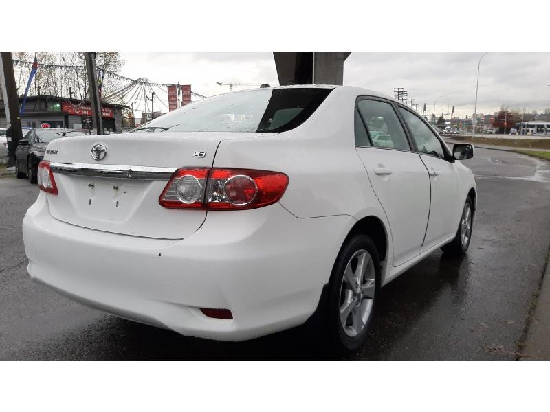 Toyota Corolla 2013 price $10,499