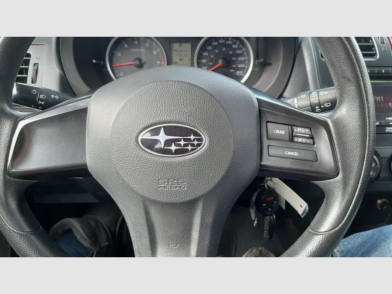 Subaru Impreza Wagon 2012 price $9,999
