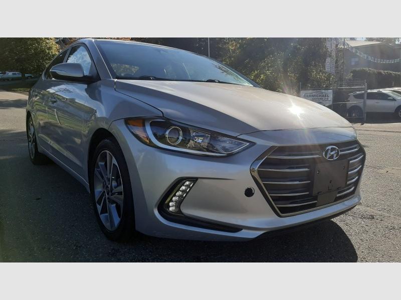 Hyundai Elantra 2018 price $15,998
