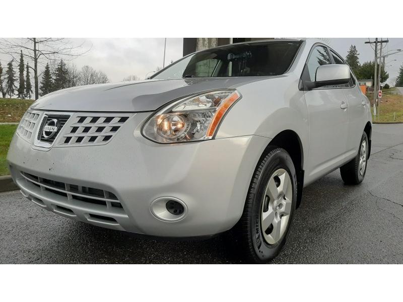 Nissan Rogue 2008 price $7,995