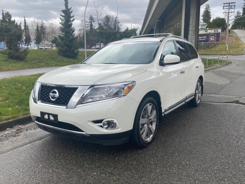 Nissan Pathfinder 2016 price $28,995