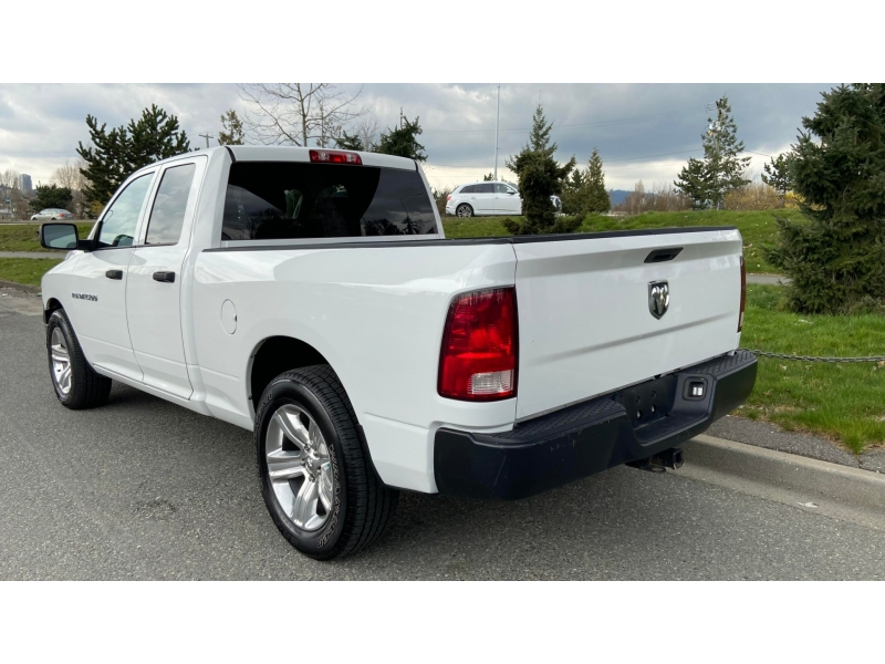 RAM 1500 2012 price $18,895