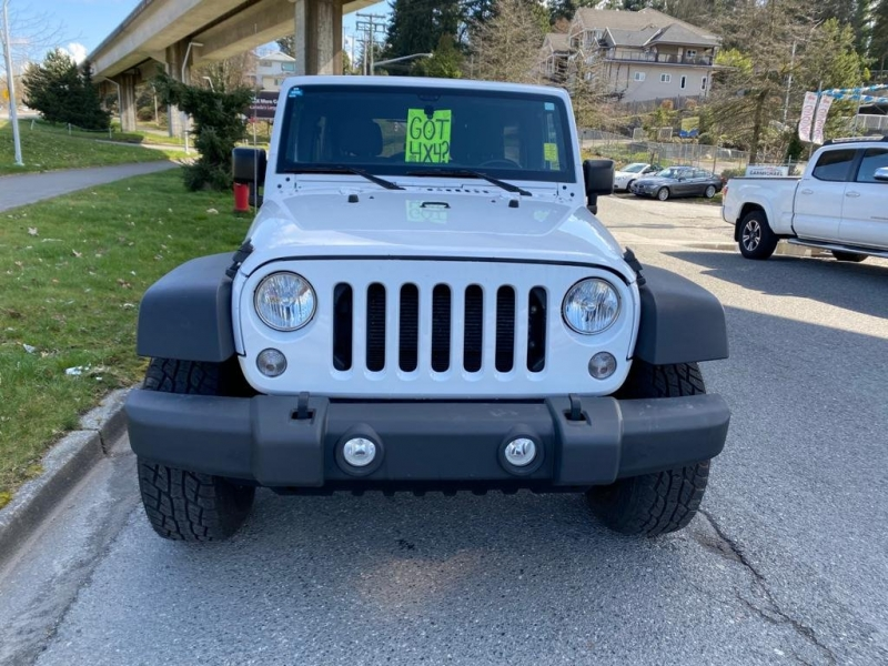 Jeep Wrangler JK Unlimited 2018 price $48,900