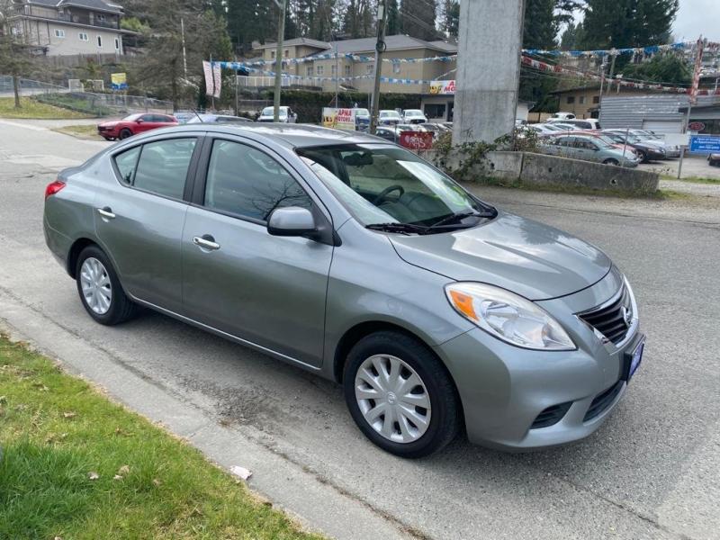 Nissan Versa 2012 price $5,888