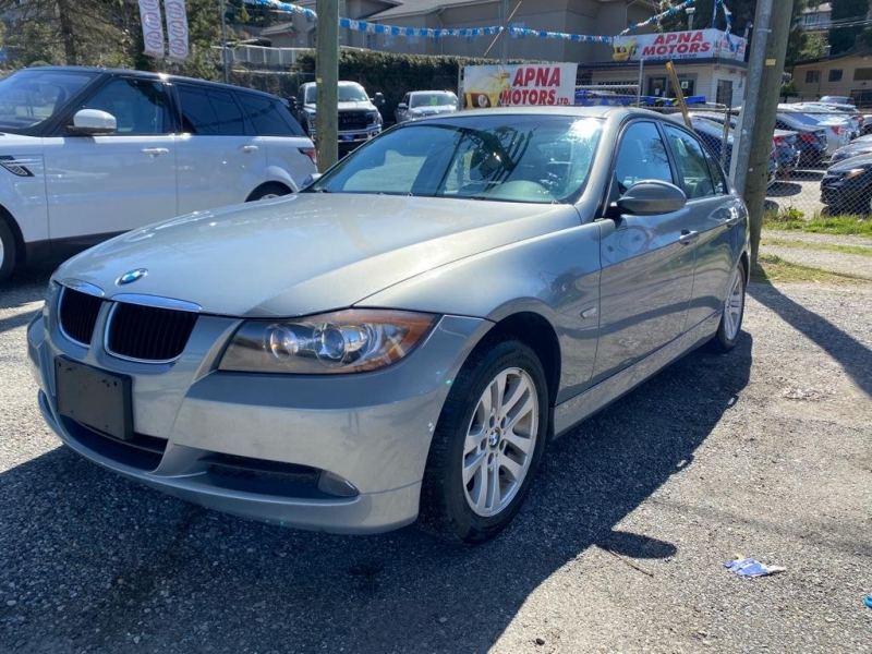 BMW 3-Series 2007 price $7,495