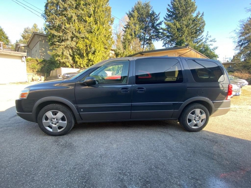 Pontiac Montana SV6 2008 price $4,200