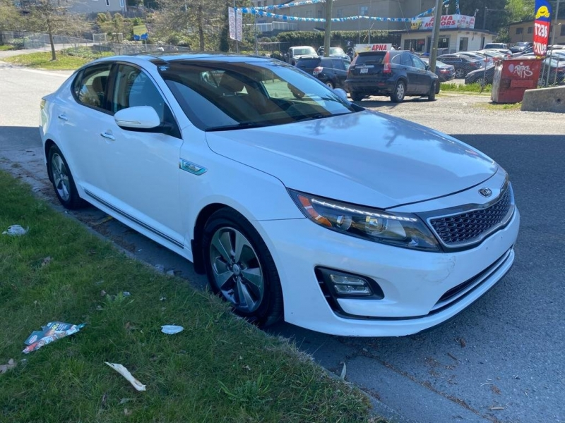 Kia Optima Hybrid 2014 price $14,495