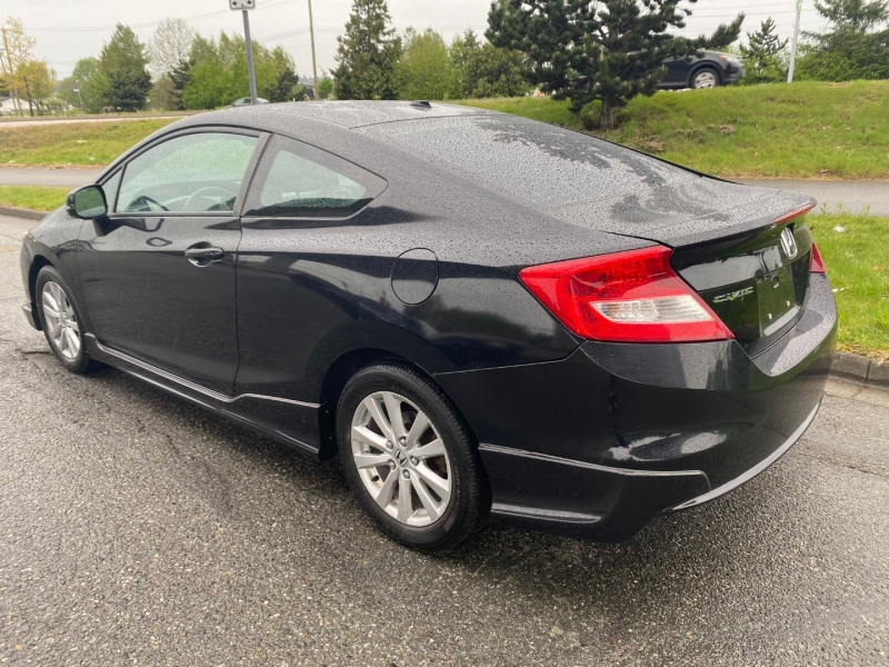 Honda Civic Cpe 2012 price $7,900