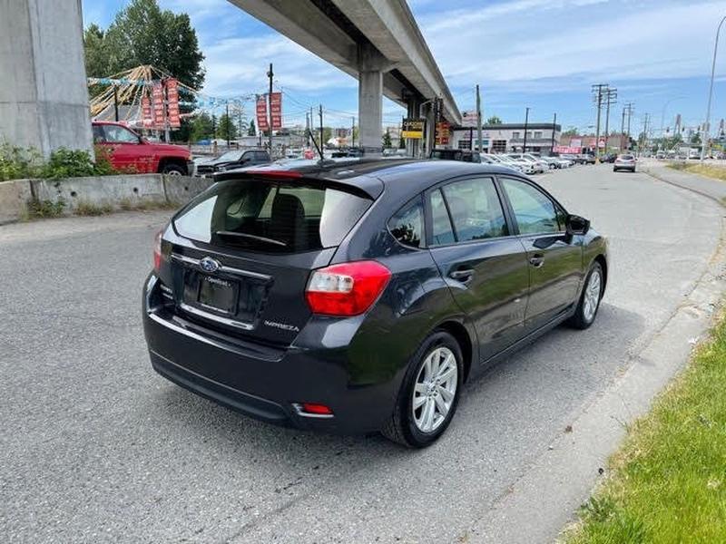 Subaru Impreza 2015 price $10,998