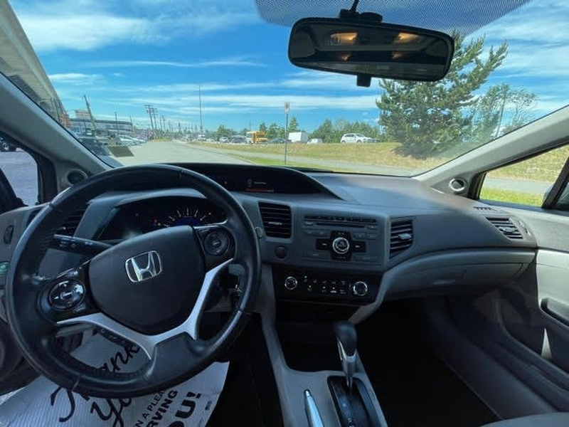 Honda Civic Sdn 2012 price $11,998