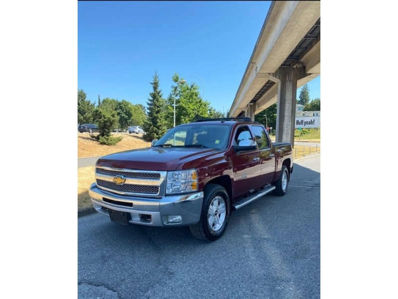 Chevrolet Silverado 1500 2013 price $24,999