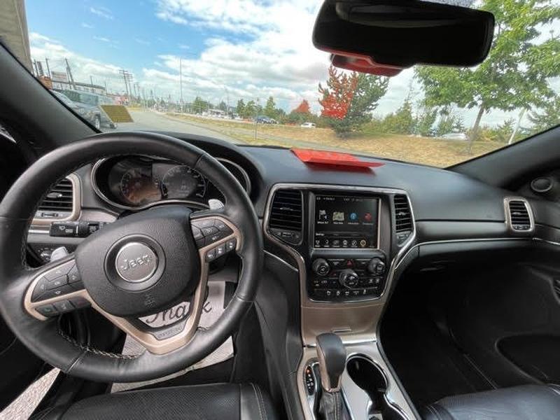 Jeep Grand Cherokee 2016 price $29,999