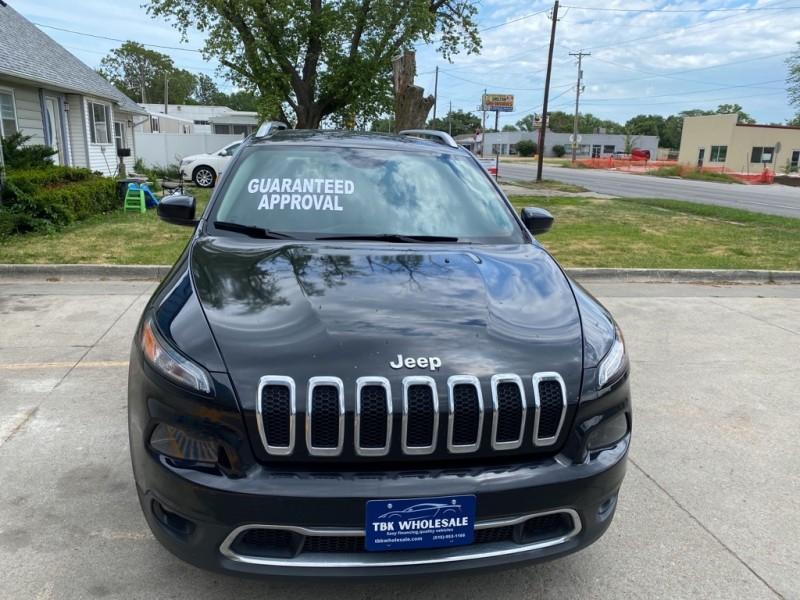 Jeep CHEROKEE 2015 price $15,995